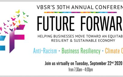 VBSR's 30th Annual Conference