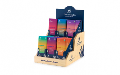 Lake Champlain Chocolates Launches New Chocolate Bar Collection inspired by Nature