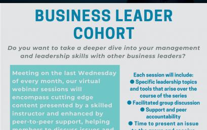 Business Leader Cohort