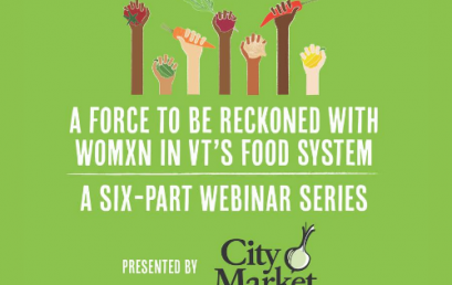 The Skinny Pancake's ShiftMeals Launches Women in Food Systems Webinar Series