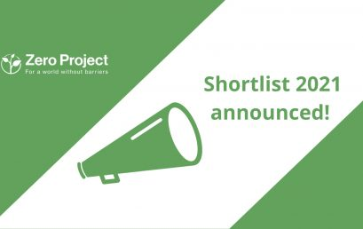 CCS short-listed for global impact award