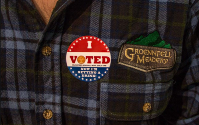 Groennfell Meadery: How a Small Business Can Support their Employee's Right to Vote
