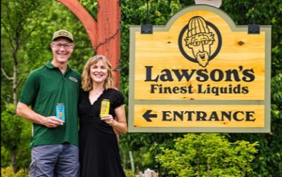 VBSR Welcomes Lawson's Finest Liquids as a New Champion Member