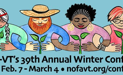 NOFA-VT's 39th Annual Winter Conference