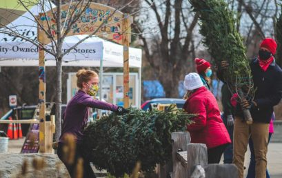 City Market Donates Proceeds from 23rd Annual Tree Sale