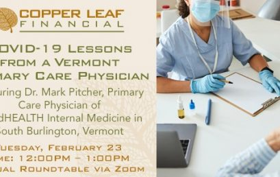 COVID-19 Lessons from a Vermont Primary Care Physician