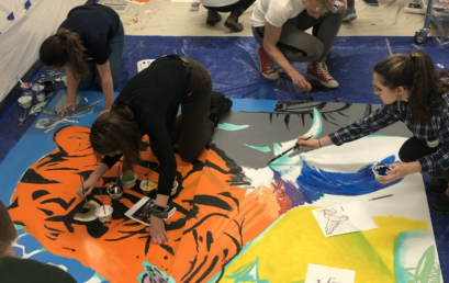 Statewide Mural Project to Help Communities Create the Change They Want