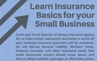 Insurance Basics for your Small Business