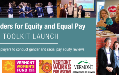 The Leaders for Equity and Equal Pay (LEEP) DIY Toolkit Launch
