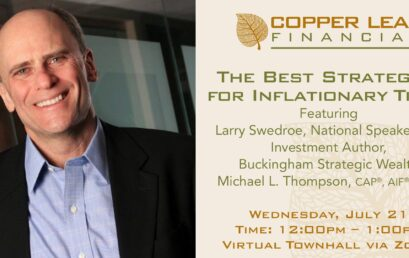 Virtual Townhall: The Best Strategies for Inflationary Times