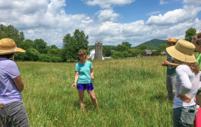 NOFA-VT: Jack Lazor Memorial Soil Health Stewards Dig In