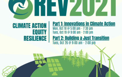 REV2021| Climate Action, Equity & Resilience