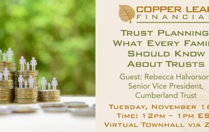Free Virtual Townhall: What Every Family Should Know About Trusts