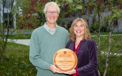 """Lawson's Finest Liquids Named """"First-Generation Family Enterprise"""" Award-Winner by University of Vermont"""
