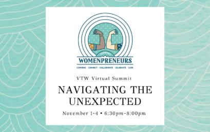 Vermont Womenpreneurs Virtual Summit