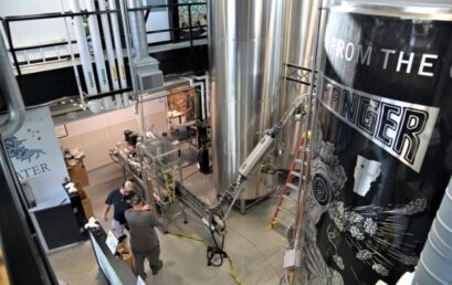 Following national trend, Vermont brewery turns carbon emissions into beer bubbles